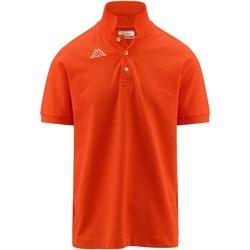 Abbigliamento Uomo Polo maniche corte Kappa 302s1u0 Arancione