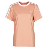 Abbigliamento Donna T-shirt maniche corte adidas Performance WESBEF Blush / Ambiant