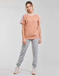 Abbigliamento Donna Pantaloni da tuta adidas Performance WESFTEC Bruyère / Grigio / Moyen