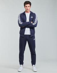 Abbigliamento Uomo Tuta adidas Performance M 3S FT TT TS Inchiostro / Légende