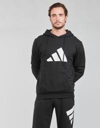 Abbigliamento Uomo Felpe adidas Performance M FI 3B HOODIE Nero