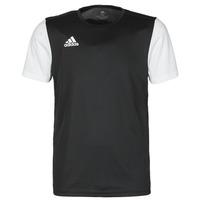 Abbigliamento Uomo T-shirt maniche corte adidas Performance ESTRO 19 JSY Nero