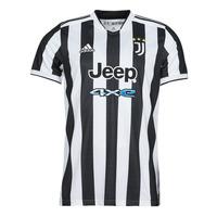 Abbigliamento T-shirt maniche corte adidas Performance JUVE H JSY Bianco