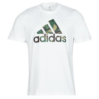 Abbigliamento Uomo T-shirt maniche corte adidas Performance M CAMO T Bianco