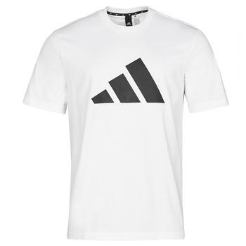 Abbigliamento Uomo T-shirt maniche corte adidas Performance M FI 3B TEE Bianco