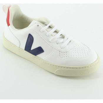 Scarpe Bambino Sneakers basse Veja CXL072570 Sneaker bassa lacci Bianco