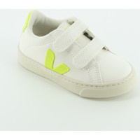Scarpe Bambino Sneakers basse Veja RSV052086 Sneaker bassa velcro Giallo