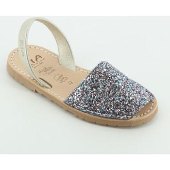 Scarpe Bambina Sandali Ria 21224 sandalo glitter Multicolore