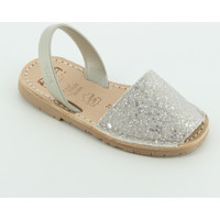 Scarpe Bambina Sandali Ria 21224 sandalo glitter Bianco