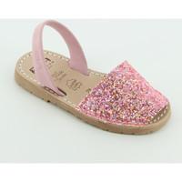 Scarpe Bambina Sandali Ria 21224 sandalo glitter Rosa