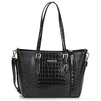 Borse Donna Tote bag / Borsa shopping Nanucci 9530 Nero