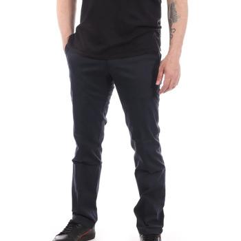 Abbigliamento Uomo Chino Lee Cooper L71YPA09 Blu