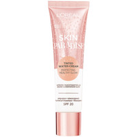 Bellezza Donna Trucco BB & creme CC L'oréal Skin Paradise Tinted Water Cream Spf20 01-medium L'Oreal Make