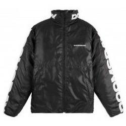 Abbigliamento Uomo Piumini Doomsday Giacca Shark Fight Reverseble Jacket - Black Multicolore