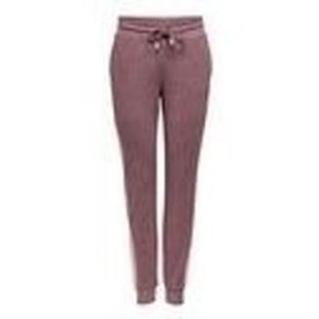 Abbigliamento Donna Pantaloni da tuta Only Play PANTALON DE CHANDAL CORTE SLIM 15209220 Marrone