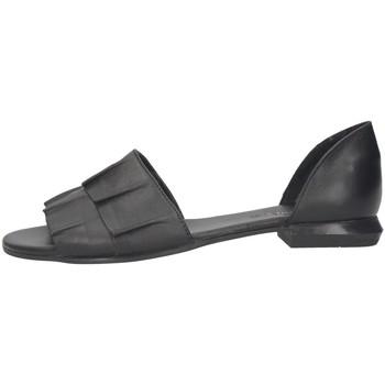 Scarpe Donna Sandali Hersuade 4004 Sandalo Donna NERO NERO