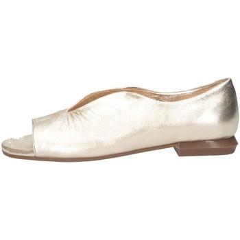 Scarpe Donna Sandali Hersuade 4001 Sandalo Donna PLATINO PLATINO