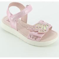 Scarpe Bambina Sandali Lelli Kelly 7520 sandalo ali Rosa