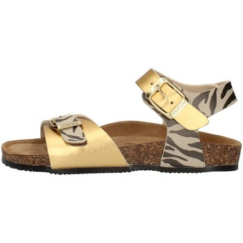 Scarpe Bambina Sandali Gold Star 806Z oro
