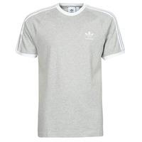 Abbigliamento Uomo T-shirt maniche corte adidas Originals 3-STRIPES TEE Bruyère / Grigio / Moyen