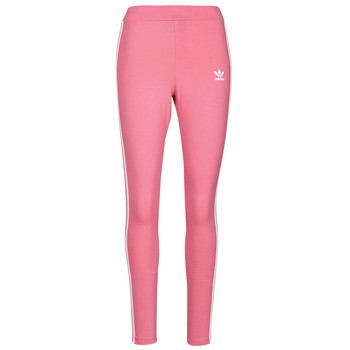 Abbigliamento Donna Leggings adidas Originals 4 STRIPES TIGHT Ton / Rosa