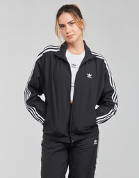 Abbigliamento Donna Giacche sportive adidas Originals TRACK TOP Nero