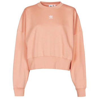 Abbigliamento Donna Felpe adidas Originals SWEATSHIRT Blush / Ambiant