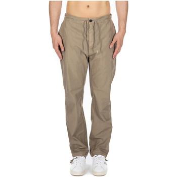 Abbigliamento Uomo Pantaloni Department Five BRUC PANTALONE CON COULISSE cc060-tortora