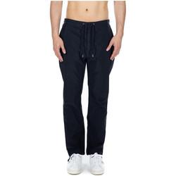 Abbigliamento Uomo Pantaloni Department Five BRUC PANTALONE CON COULISSE cc816-navy