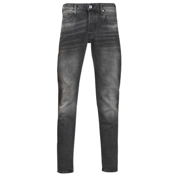 Abbigliamento Uomo Jeans slim G-Star Raw 3301 SLIM Grigio