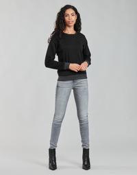 Abbigliamento Donna Jeans skynny G-Star Raw LHANA SKINNY Grigio