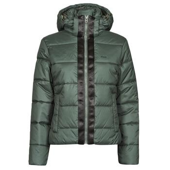 Abbigliamento Donna Piumini G-Star Raw MEEFIC HDD PDD JACKET WMN Grigio / Verde