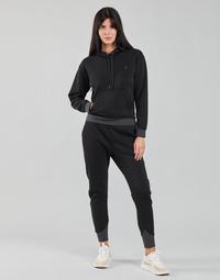 Abbigliamento Donna Felpe G-Star Raw PREMIUM CORE HOODED SW WMN LS Nero