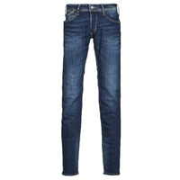 Abbigliamento Uomo Jeans slim Le Temps des Cerises 712 BAS Blu