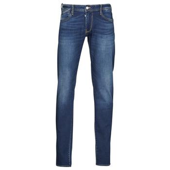 Abbigliamento Uomo Jeans slim Le Temps des Cerises 712 JOGG Blu