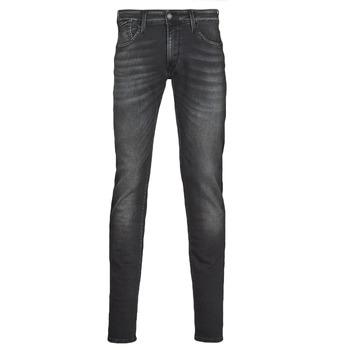 Abbigliamento Uomo Jeans slim Le Temps des Cerises 712 JOGG Nero
