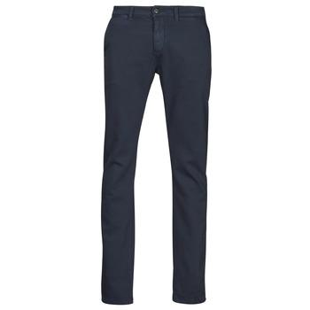 Abbigliamento Uomo Chino Le Temps des Cerises JHKURT Blu