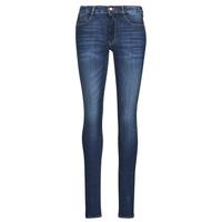 Abbigliamento Donna Jeans slim Le Temps des Cerises PULP HIGH OLBIA Blu