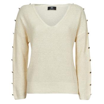 Abbigliamento Donna Maglioni Le Temps des Cerises SIBEL Bianco