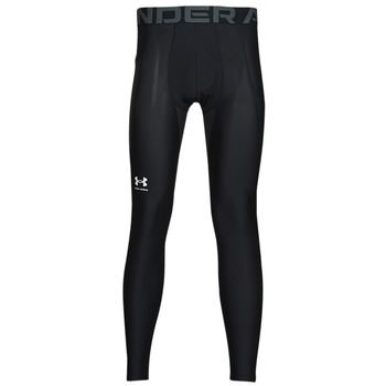 Abbigliamento Uomo Leggings Under Armour UA HG ARMOUR LEGGINGS Nero / Bianco