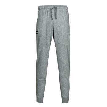 Abbigliamento Uomo Pantaloni da tuta Under Armour UA RIVAL FLEECE JOGGERS Grigio