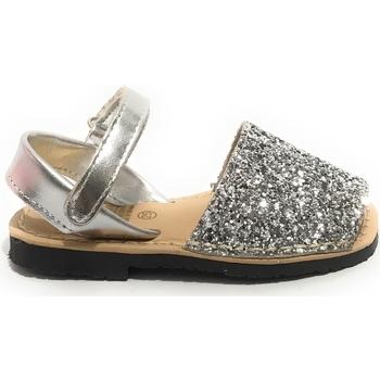 Scarpe Bambino Sandali Ska Shoes ZS21SK02 Silver