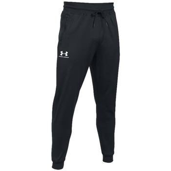 Abbigliamento Uomo Pantaloni da tuta Under Armour Sportstyle Jogger Noir