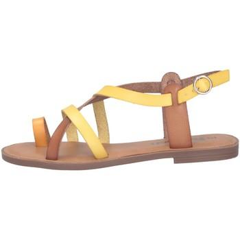 Scarpe Donna Sandali Refresh 72655 Sandalo Donna AMARILLO AMARILLO