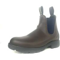 Scarpe Uomo Stivaletti Forme Boot SCARPE UOMO DONNA  FORME  ANFIBIO BROWN & BLU  U16FO02