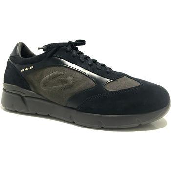 Scarpe Uomo Sneakers basse Guardiani SCARPE UOMO SNEAKER  GLOBE BLU  GREY U16AG11