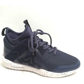 Scarpe Uomo Sneakers basse Drunkymunky SCARPE UOMO SNEAKER  DENVER CHROME NAVY BLU  U17MK01 Blue