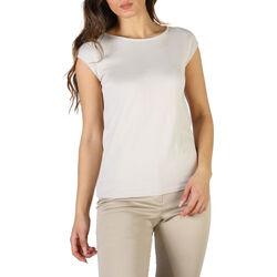 Abbigliamento Donna T-shirt maniche corte Fontana - P1992 Grigio