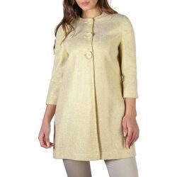 Abbigliamento Donna Cappotti Fontana - amber Giallo