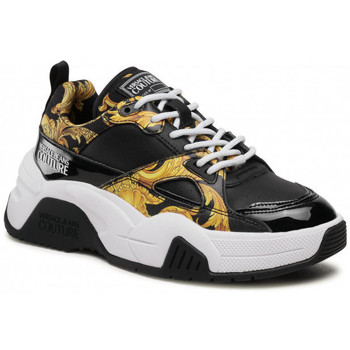 Scarpe Donna Sneakers basse Versace Jeans Couture  NERO